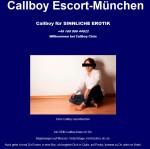 Callboy Chris MÜNCHEN